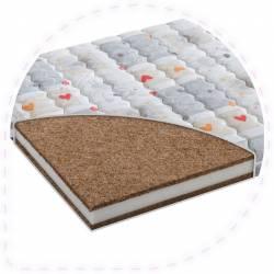 Saltea pentru patut Coir Sandwich - 140 x 70 x 8 cm Saltele patut