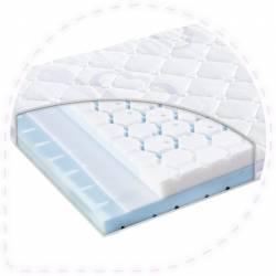Saltea pentru patut Water Cube - 120 x 60 x 11 cm Saltele patut