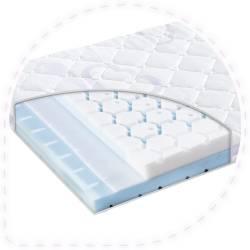 Saltea pentru patut Water Cube - 140 x 70 x 11 cm Saltele patut