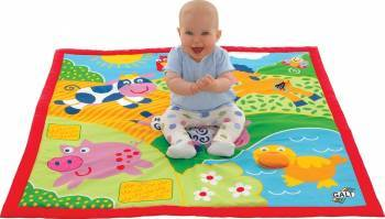 Salteluta activitati bebelusi Ferma Saltele patut