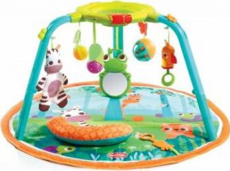 Salteluta Gymini Tiny Love 1-2-3 Uite cum cresc Multicolor Balansoare, premergatoare, centre activi