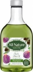 Sampon All Nature Fig and Olive oil 255ml Sampon