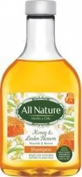 Sampon All Nature Honey and Linden blossom 255ml
