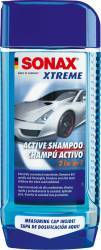 Sampon auto Sonax Xtreme Active 2 IN 1 500ml Intretinere si Cosmetica Auto