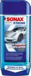 Sampon auto Sonax Xtreme Active 2 IN 1 500ml Intretinere si Cosmetica Auto