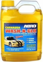Sampon cu Ceara Abro 946 ml Cosmetica si Detergenti Auto