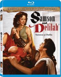 SAMSON AND DELILAH BluRay 1949