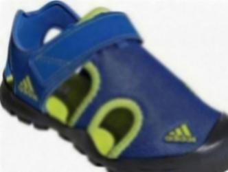competitive price d5af2 28f51 Sandale copii Adidas Captain Toey K Albastru Verde M33 Incaltaminte copii