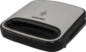 Sandwich maker Albatros SGX-750 750W Silver Sandwich maker