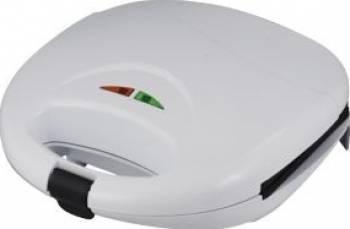 Sandwich maker Evolt EK613 750W Platane antiaderente Alb