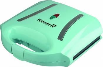 Sandwich maker Hausberg HB-3535 800W Turquoise Sandwich maker