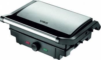 Sandwich maker Samus  GTS-1500X 2000W Inox-Negru Sandwich maker