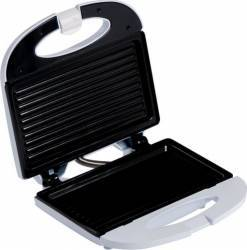 Sandwich maker Victronic 750 W Alb Sandwich maker