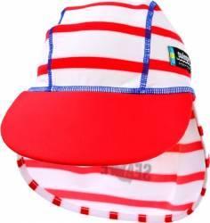 Sapca copii SeaLife red 1-2 ani protectie UV Swimpy