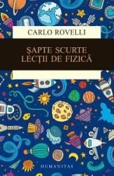 Sapte scurte lectii de fizica - Carlo Rovelli