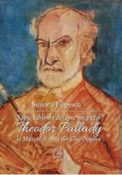 Sapte tablouri despre un pictor - Simona Filipescu