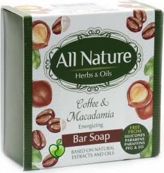 Sapun All Nature Coffee and Macadamia 100g Gel de dus, sapun lichid