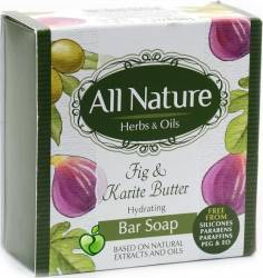 Sapun All Nature Fig and Karite butter 100g Gel de dus, sapun lichid
