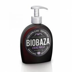 Sapun lichid Biobaza natural cu Vanilie si Lavanda 300 ml Gel de dus, sapun lichid