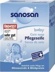 Sapun pentru copii Sanosan Ingrijire Hartie igienica si Accesorii baie