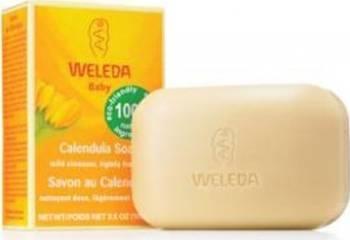 Sapun pentru copii Weleda Vegetable With Calendula Hartie igienica si Accesorii baie