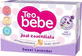 Sapun Teo Bebe Sweet Lavender 75g Hartie igienica si Accesorii baie