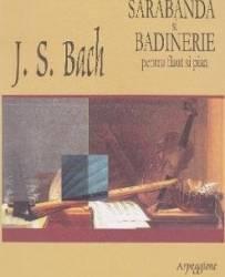 Sarabanda si batinerie pentru flaut si pian - J.S. Bach