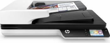 Scanner HP Scanjet Pro 4500 fn1 A4 Scannere