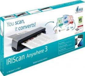 Scanner IRIS IRIScan Anywhere 3
