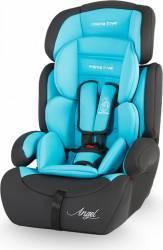Scaun Auto DHS 9-36kg Mama Love Angel Albastru Scaune auto si inaltatoare