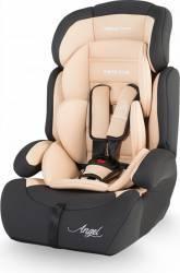 Scaun Auto DHS 9-36kg Mama Love Angel Bej Scaune auto si inaltatoare