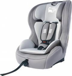 Scaun Auto KidsCom Kidsafe Grupa 1+2+3 (9 - 36 kg) cu Sistem ISOFIX Grey Scaune auto si inaltatoare