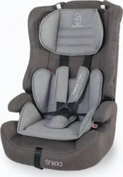 Scaun auto MamaLove Shield grupa 9-36 kg Gri scaune auto si inaltatoare