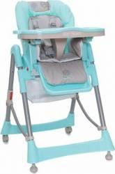 Scaun de Masa Copii Bon Apetit Turquoise Scaune de masa