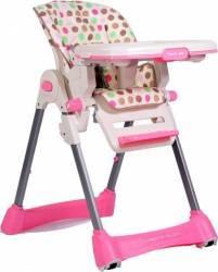 Scaun De Masa Pentru Copii Cangaroo Party Mix Pink Scaune de masa