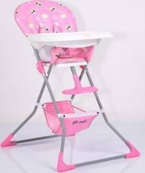 Scaun de Masa Copii Moni Panda Pink Scaune de masa