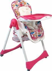 Scaun de masa pentru copii Baby Mix YB 602 2861 Pink Scaune de masa