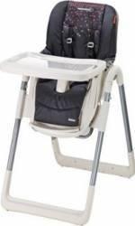 Scaun de masa pentru copii Bebe Confort High Chair Kaleo Aristo Black Scaune de masa
