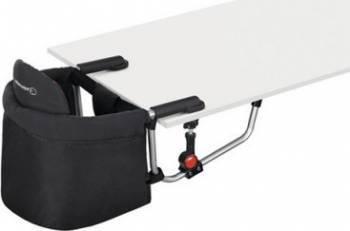 Scaun de masa pentru copii Bebe Confort Reflex Chair Aristo Black Scaune de masa