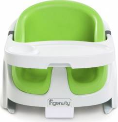 Scaun de masa Summer Infant InGenuity 2 in 1 Lime