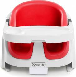 Scaun de masa Summer Infant InGenuity 2 in 1 Poppy Red