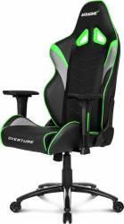 Scaun Gaming AKRacing Overture Verde Scaune Gaming