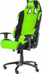 Scaun Gaming AKRacing Prime K7018 Green Scaune Gaming