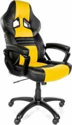 Scaun Gaming Arozzi Monza Yellow Scaune Gaming