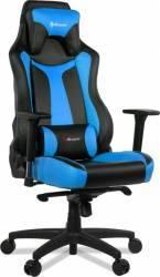 Scaun Gaming Arozzi Vernazza Albastru Scaune Gaming