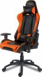 Scaun Gaming Arozzi Verona Orange Scaune Gaming
