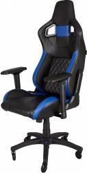 Scaun Gaming Corsair T1 Race Negru-Albastru Scaune Gaming
