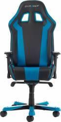 Scaun Gaming DXRacer King K06-NB Negru-Albastru Scaune Gaming