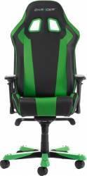 Scaun Gaming DXRacer King K06-NE Negru-Verde Scaune Gaming