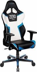 Scaun Gaming DXRacer Racing OHRJ118NBWZERO Negru Albastru Scaune Gaming